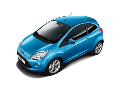 Ford KA+ Hatchback 1.2 85 Active on 12 month car lease from DJ Link Cars