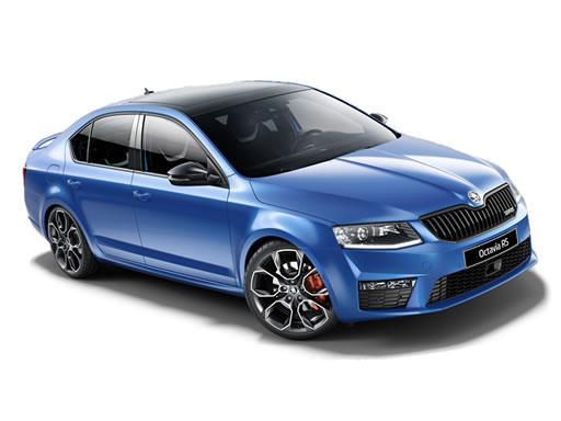 Skoda Octavia Hatchback available with 2000 per month on a Skoda Long Term Car Rental