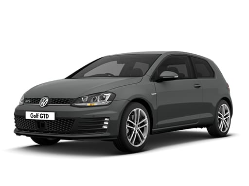 Volkswagen Golf Hatchback available with 1500 per month on a Volkswagen Long Term Car Rental