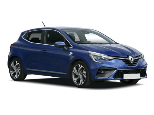 Renault Clio Hatchback 1.0 Tce 100 Iconic on 6 month car lease from DJ Link Cars