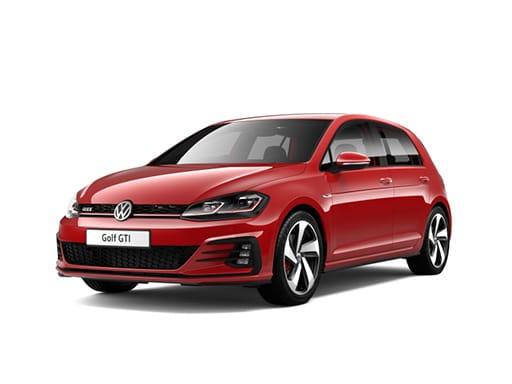 Volkswagen Golf Hatchback 2.0 TSI 245 GTi Performance DSG on 6 month car lease from DJ Link Cars