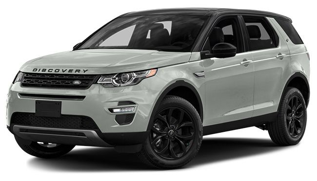 Land Rover Discovery Sport SW 2.0 D180 R-Dynamic HSE [7 Seats] on 12 month car lease from DJ Link Cars