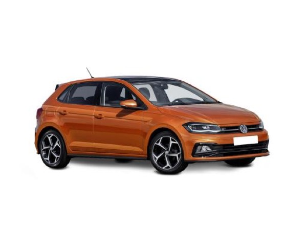 Volkswagen Polo Hatchback available with 1500 per month on a Volkswagen Long Term Car Rental