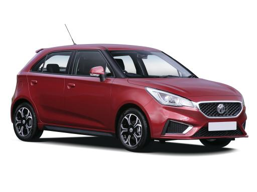 MG Motor UK MG3 Hatchback 1.5 Vti-TECH Excite on 12 month car lease from DJ Link Cars