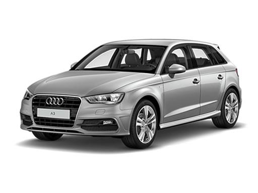 Audi A3 Sportback 40 e-tron on 12 month car lease from DJ Link Cars
