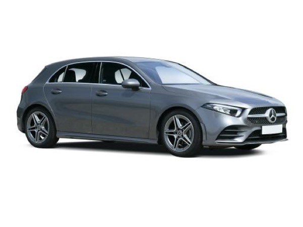 Mercedes-Benz A Class Hatchback A180 AMG Line Executive on 6 month car lease from DJ Link Cars