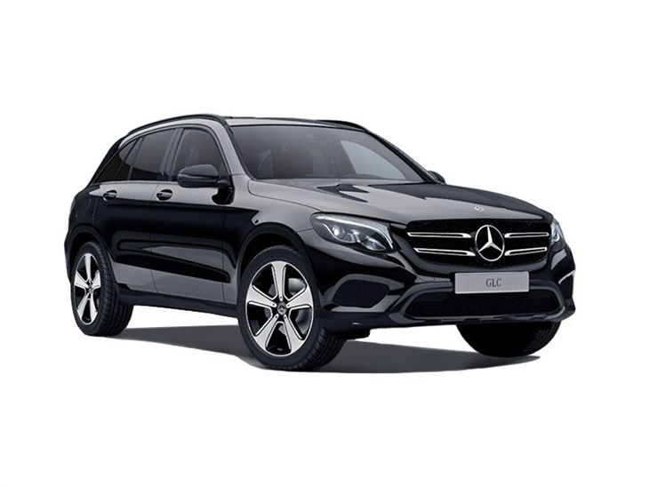 Mercedes-Benz GLC Estate GLC 220d 4Matic AMG Line on 9 month car lease from DJ Link Cars