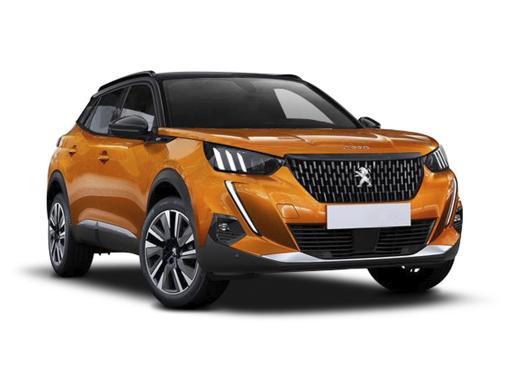 Peugeot 2008 Estate 1.2 PureTech Allure on 12 month car lease from DJ Link Cars