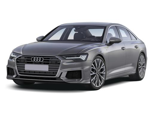 Audi A6 Saloon 45 TFSI Quattro S Line S Tronic on 7.5 month car lease from DJ Link Cars