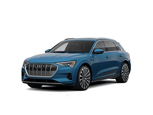 Audi E-Tron Estate available with 1000 miles per month on a Electric Short Term Car