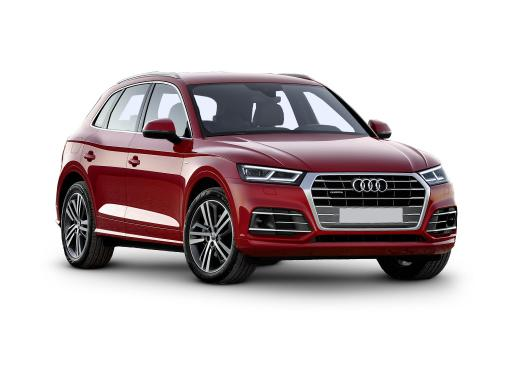 Audi Q5 Estate 50 TFSI e Quattro Black Edition S Tronic on 12 month car lease from DJ Link Cars