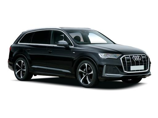 Audi Q7 Estate available with 1500 miles per month on a Audi Short Term Car