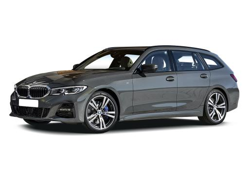 BMW 3 Series Touring 318i Sport Step on 9 month car lease from DJ Link Cars