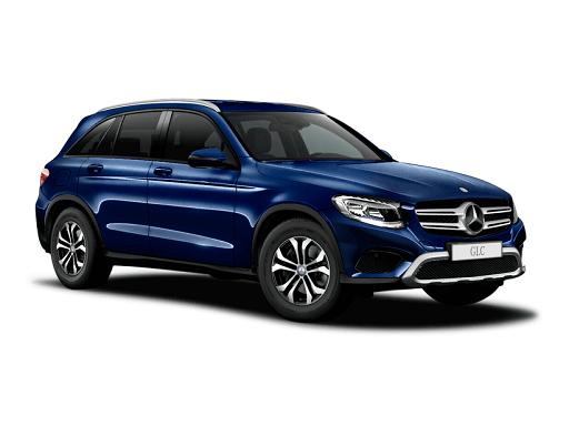 Mercedes-Benz GLC Estate available with 1250 miles per month on a Mercedes-Benz Short Term Car