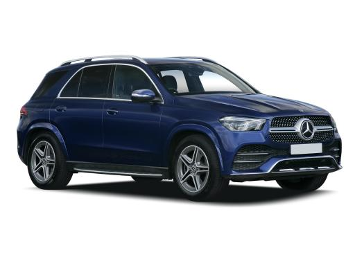 Mercedes-Benz GLE Estate available with 1250 miles per month on a Mercedes-Benz Short Term Car