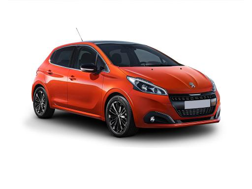 Peugeot 208 Hatchback 1.2 PureTech 100 Allure Premium EAT8 on 12 month car lease from DJ Link Cars