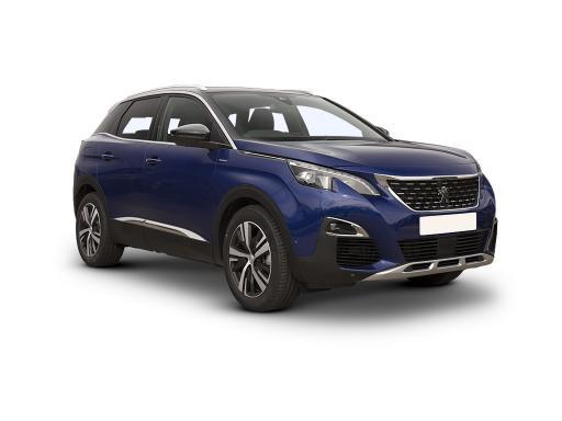 Peugeot 3008 Hatchback 1.2 PureTech Allure EAT8 on 18 month car lease from DJ Link Cars
