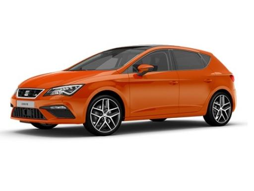 Seat Leon Hatchback 1.0 TSI SE Dynamic on 15 month car lease from DJ Link Cars