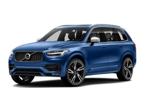 Volvo XC90 Estate 2.0 B5D R DESIGN AWD on 5 month car lease from DJ Link Cars