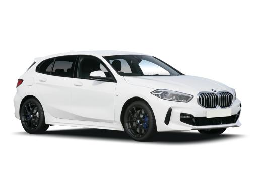 BMW 1 Series Hatchback available with 1500 miles per month on a BMW Short Term Car