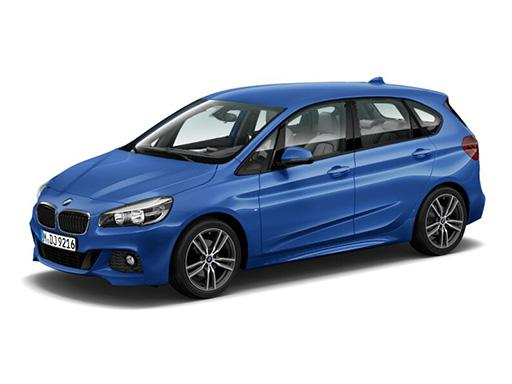 BMW 2 Series Active Tourer available with 1500 miles per month on a BMW Short Term Car