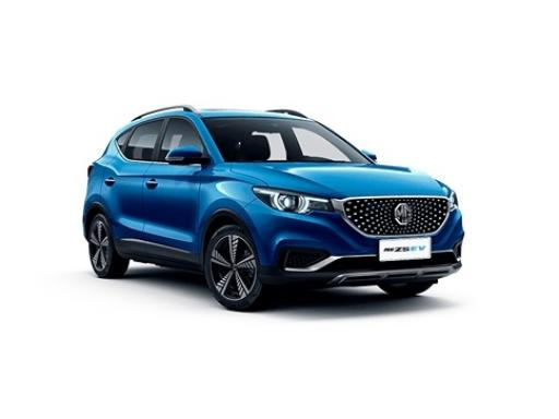 MG Motor UK ZS Hatchback 105 kW Excite EV 45kWh on 12 month car lease from DJ Link Cars