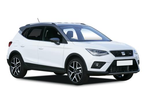Seat Arona Hatchback 1.0 TSI 115 FR [EZ] on 15 month car lease from DJ Link Cars