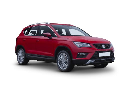Seat Ateca Estate 1.5 TSI EVO FR DSG on 7 month car lease from DJ Link Cars
