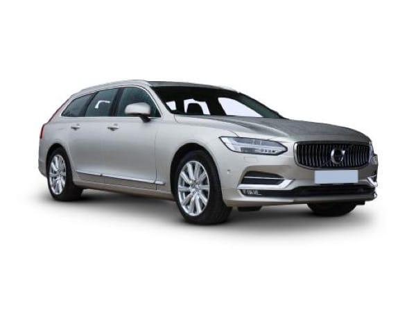 Volvo V90 Sportswagon 2.0 B4P R Design on 7 month car lease from DJ Link Cars