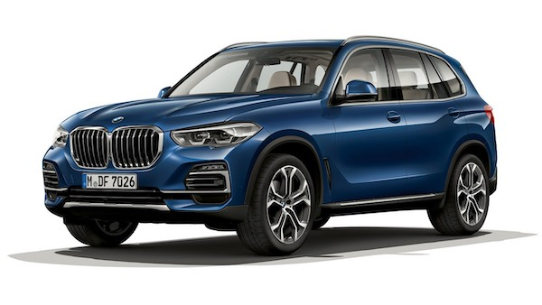 BMW X5 Estate xDrive 30d x-Line [7 Seat] on 12 month car lease from DJ Link Cars