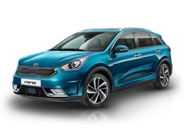 Kia Niro Estate 1.6 Gdi PHEV 2 DCT on 12 month car lease from DJ Link Cars