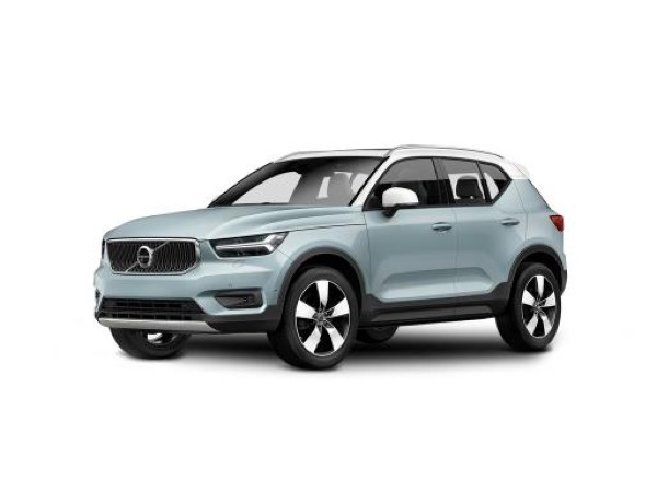Volvo XC40 Estate D3 Momentum [Winter Pack] on 12 month car lease from DJ Link Cars