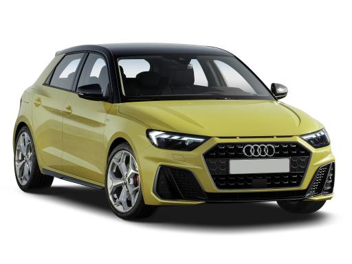 Audi A1 Sportback 25 TFSI Black Edition on 12 month car lease from DJ Link Cars