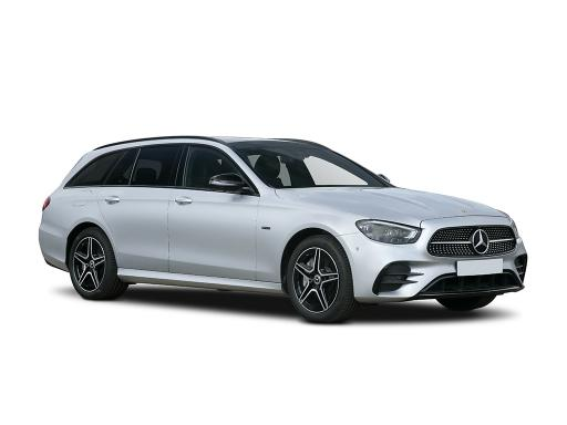 Mercedes-Benz E Class Estate E220d AMG Line on 23 month car lease from DJ Link Cars