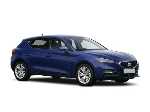 Seat Leon Hatchback 1.5 TSI EVO FR on 7 month car lease from DJ Link Cars