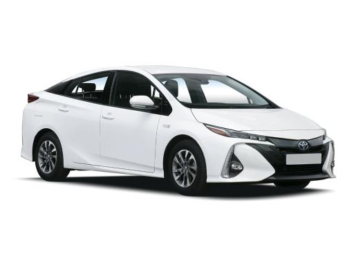 Toyota Prius Hatchback 1.8 VVTI Business Edition Plus [12m] on 12 month car lease from DJ Link Cars