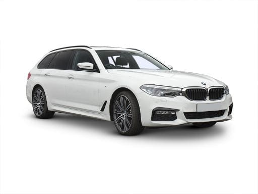 BMW 5 Series Touring available with 1500 miles per month on a BMW Flexible Car Subscription