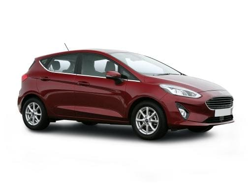 Ford Fiesta Hatchback 1.0 EcoBoost 95 ST-Line X Edition on 12 month car lease from DJ Link Cars