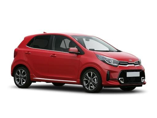 Kia Picanto Hatchback 1.25l on 6 month car lease from DJ Link Cars