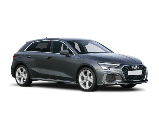 Audi A3 Sportback available with 1500 miles per month on a Audi Flexible Car Subscription