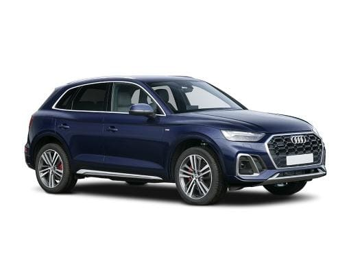 Audi Q5 Sportback available with 1500 miles per month on a Audi Flexible Car Subscription