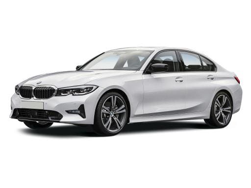 BMW 3 Series Saloon available with 1250 miles per month on a BMW Flexible Car Subscription
