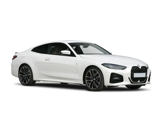 BMW 4 Series Coupe available with 1250 miles per month on a BMW Flexible Car Subscription