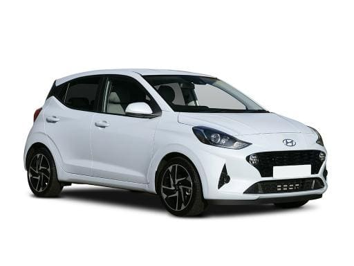 Hyundai i10 Hatchback 1.0 MPI Premium on 6 month car lease from DJ Link Cars