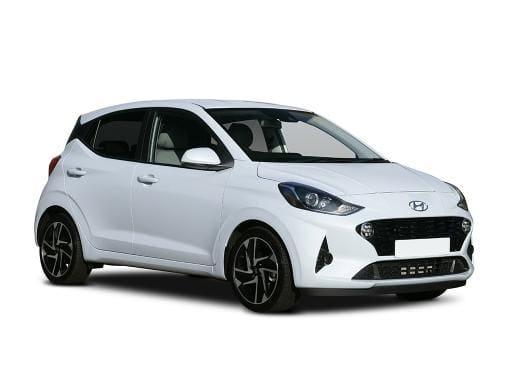 Hyundai i10 Hatchback 1.0 MPI SE Connect on 6 month car lease from DJ Link Cars