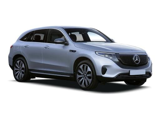 Mercedes-Benz EQC Estate EQC 400 300kW AMG Line 80kWh on 18 month car lease from DJ Link Cars